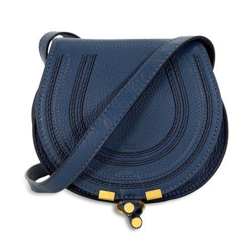 e1573a2755f Details about ❤️CHLOE MINI MARCIE LEATHER Crossbody Shoulder bag - ROYAL  NAVY, NAVY BLUE NWT in 2019 | Chloe | Chloe mini marcie, Chloe handbags,  Bags