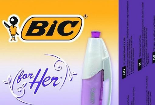 Bic For Her!