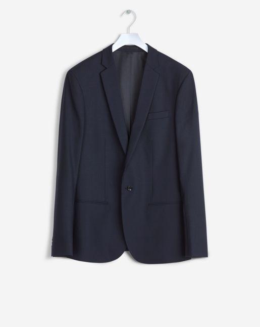 Christian Cool Wool Jacket Navy - Filippa K