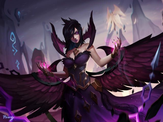Collection Of Morgana Lol Hd 4k Wallpapers Background Photo And Images Lol League Of Legends League Of Legends Characters League Of Legends