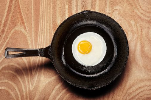4 oils you can use to fry eggs