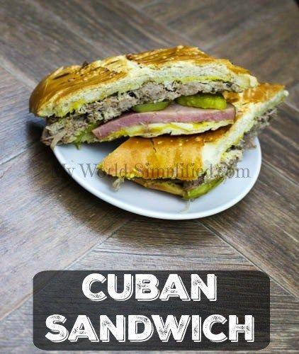 Cuban Sandwich