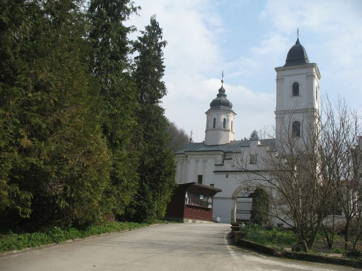 Фрушка Гора - манастир Беочин
