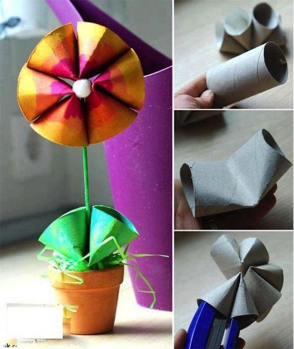 plantas hechas con materiales reciclados 16