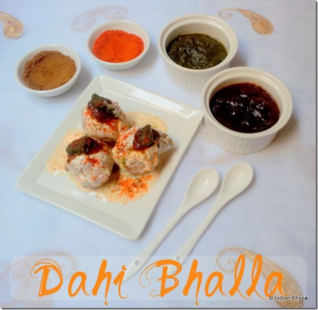 Dahi Bhalla | Dahi Bhalle Recipe | North Indian Street Food