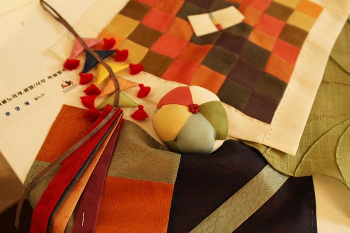 #Hanbok pattern