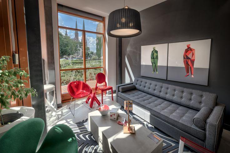 Ktoś chętny by spocząć na mega wygodnej kanapie? :)   [modern design]