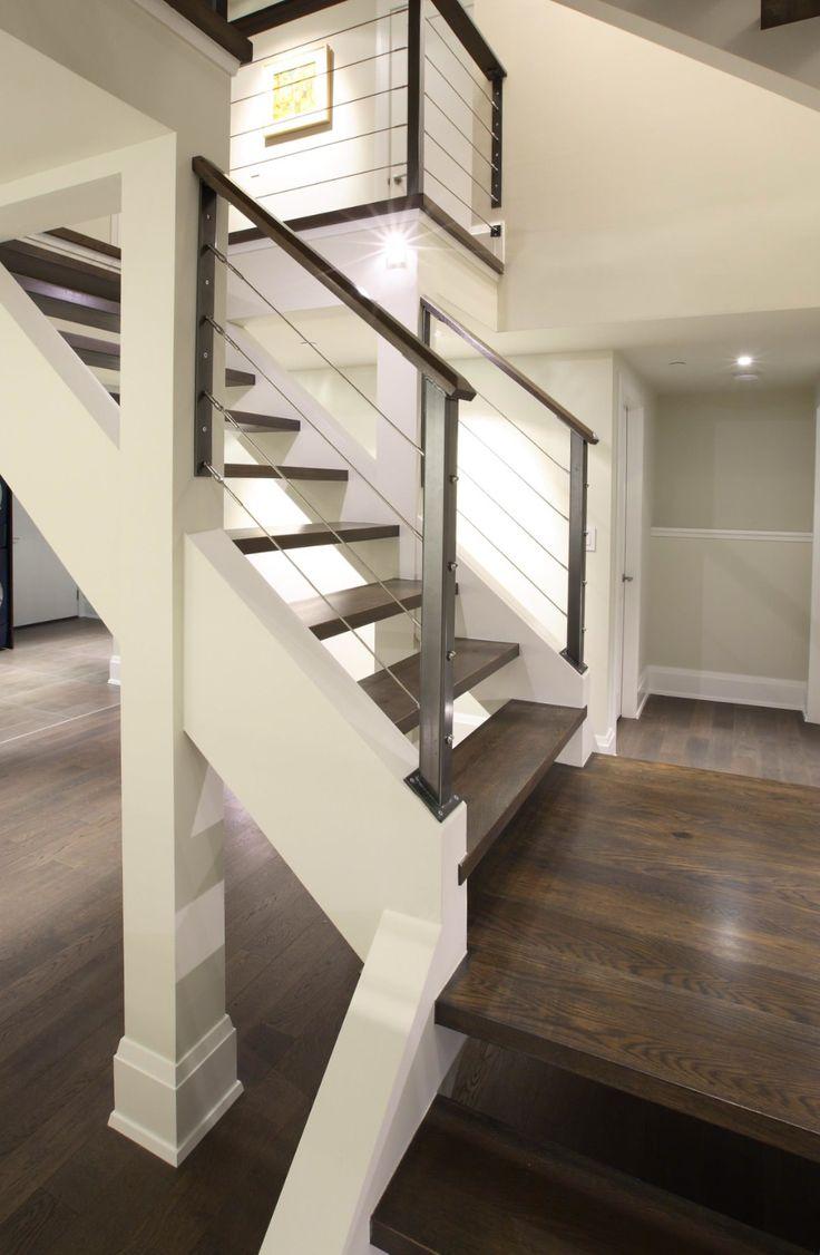 121 besten Stairs Bilder auf Pinterest | Treppengeländer, Moderne ...