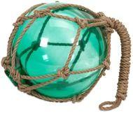 Dark Teal Green Glass Ball Float