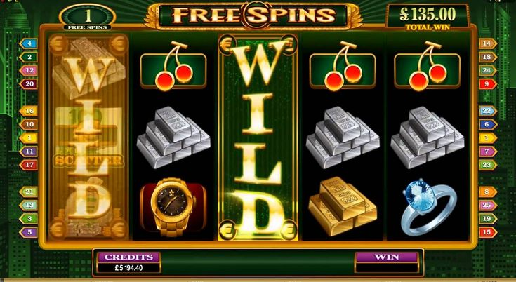 High Society Online Slot Game - Euro Palace Casino