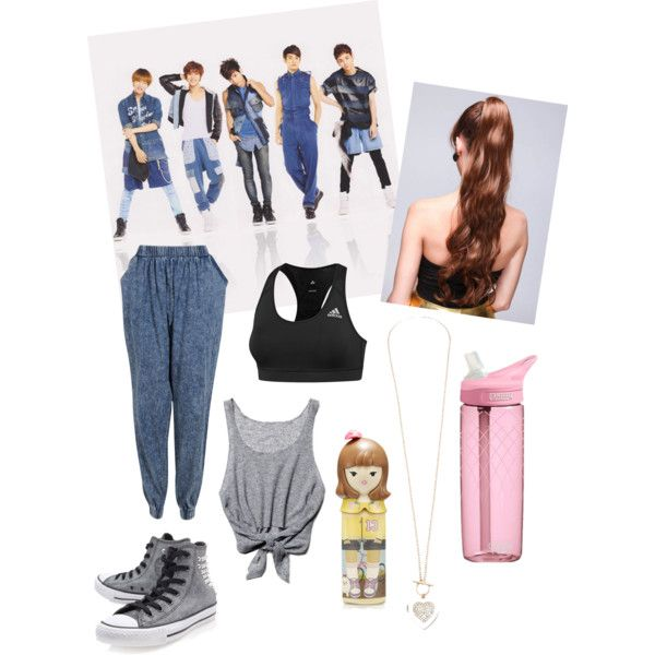 kpop dance practice outfits - Google Search