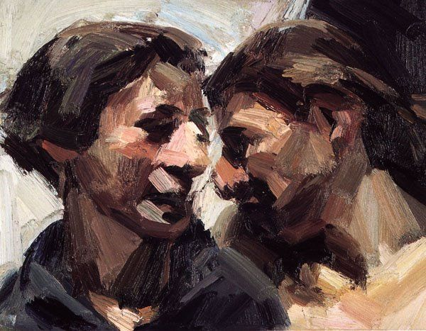 Girlfriends by Tai-Shan Schierenberg