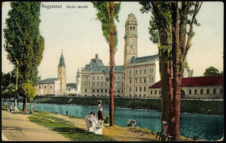 Oradea - Primaria - 1912