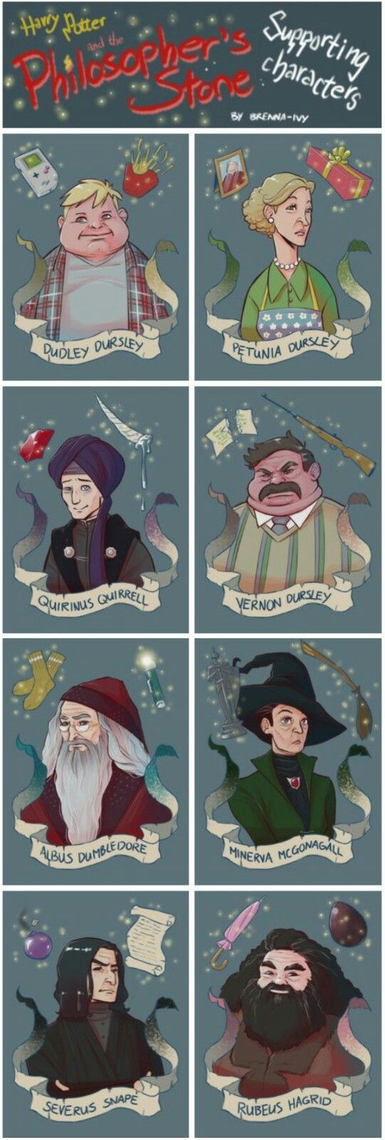 Harry Potter and the Philosopher's Stone #HP