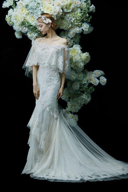 """Nếu là """"cô dâu tháng 10"""" giống Song Hye Kyo, đừng bỏ qua những mẫu váy cưới đẹp nhất này - 7"""