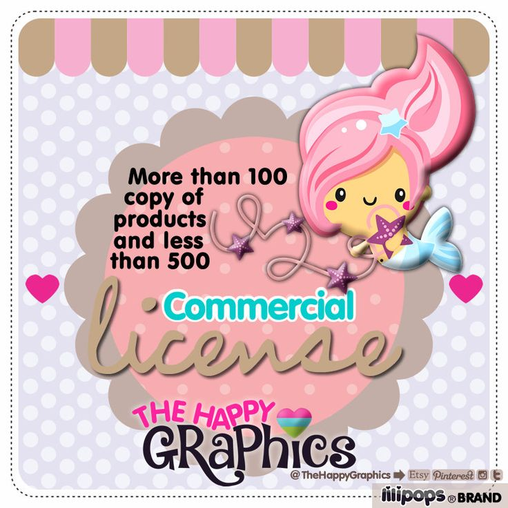 Commercial License, Commercial Use, License, Clipart License, Paper License, Graphics License, Royalty, Commercial Use License