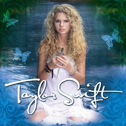 Taylor Swift. First album photoshoot.