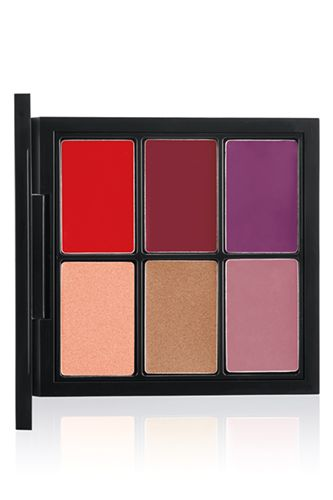 Backstage Beauty Tips Fashion Week - Designer Products MAC lip pallet available in March 2014