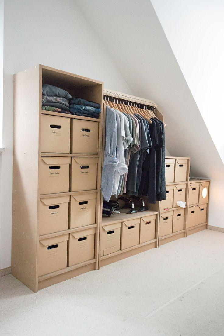 aus mdf gebaut und mit den 70ct 39 pappis 39 kartons von ikea best ckt billig und einfach mit dem. Black Bedroom Furniture Sets. Home Design Ideas