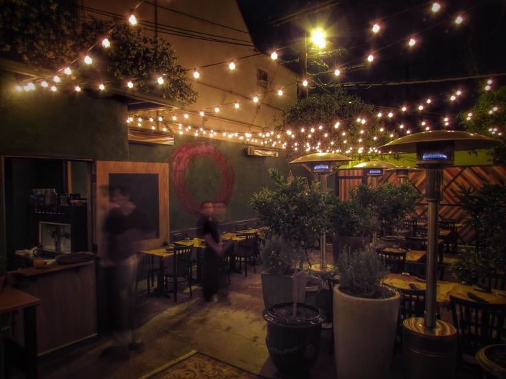 Here's the Menu For Maré, Eric Greenspan's Hidden Patio-Only Restaurant on Melrose - Eater LA