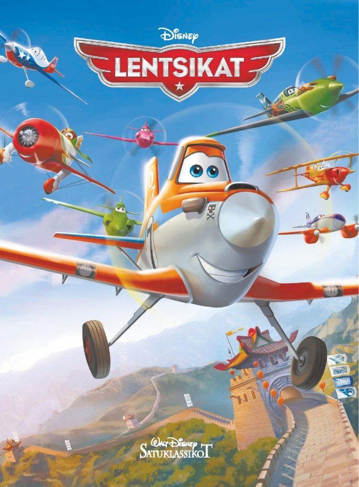 Lentsikat - Satukirjasto
