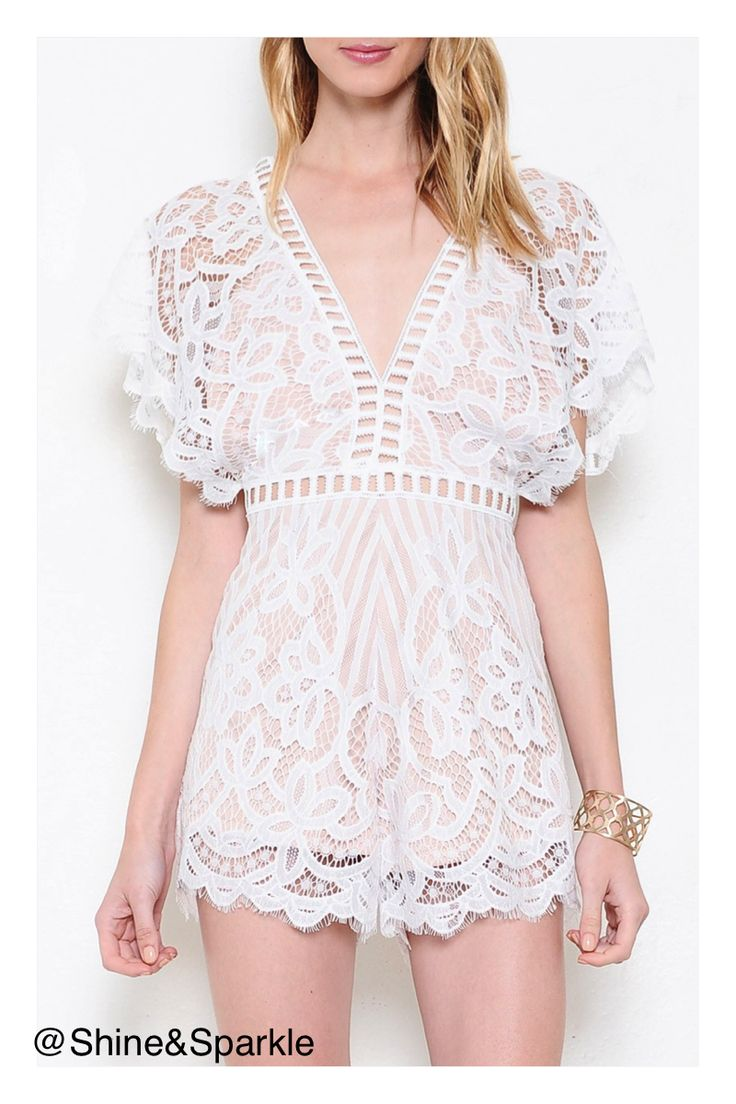 The Amy romper by amy