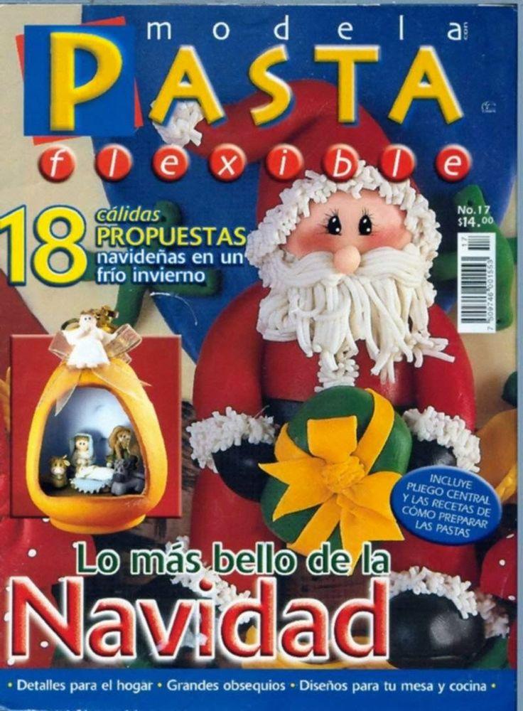 17 best images about revistas con moldes gratis on - Munecos de navidad ...