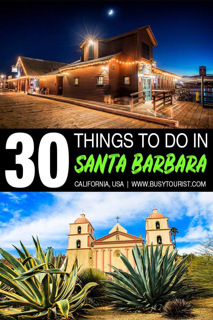 Santa Barbara Gay Guide - Top Attractions in Santa Barbara