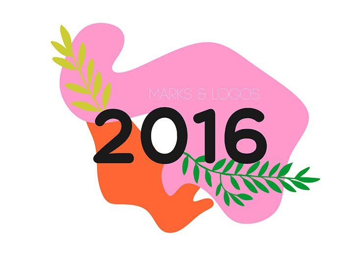 Marks & Logos 2016 by Irina Popescu