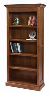 Amish Homestead Bookcase