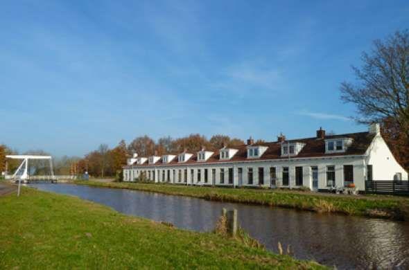 Beeld bij Woudbloem en Schildmeer