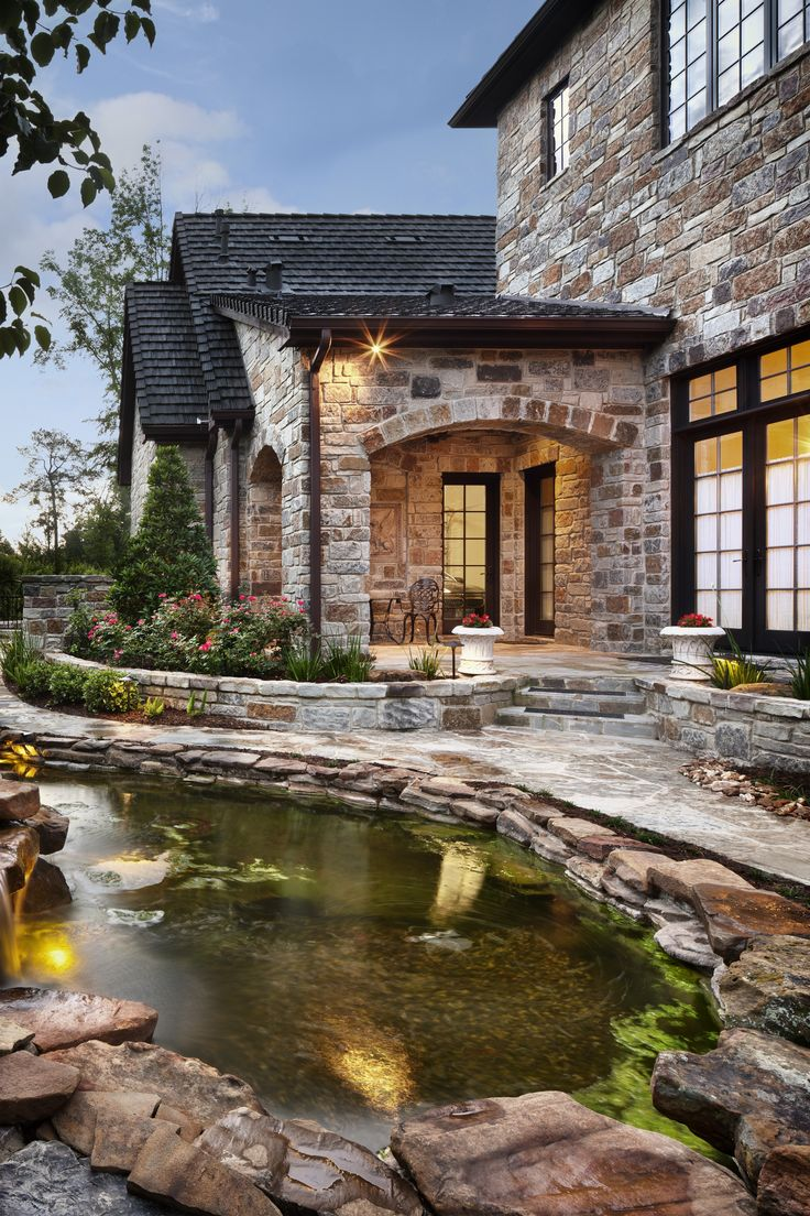 217 best Backyard Water Features images on Pinterest Landscaping