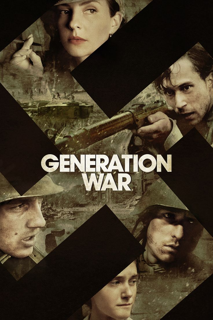 "Poster for the movie ""Generation War"""
