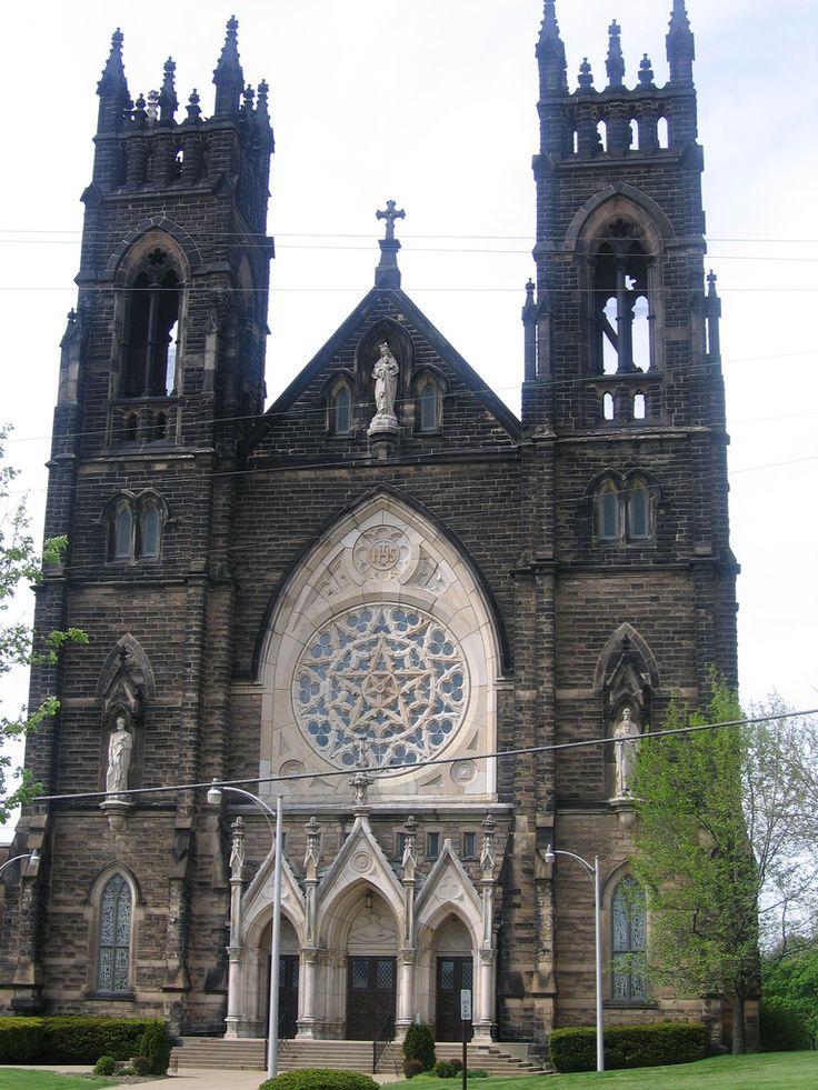 St Mary's church, Stark Co. Massillon, Ohio Flickr