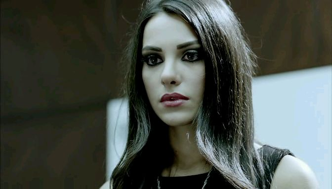 Tuvana Turkay.Actress
