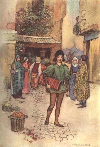 Il Pentamerone (The Story of Stories by Giambattista Basile) - Vardiello