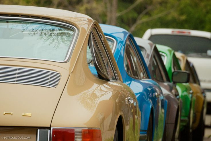 Porsche R Gruppe - Porsche Classic Club just for 911 S http://www.petrolicious.com/get-to-know-the-r-gruppe