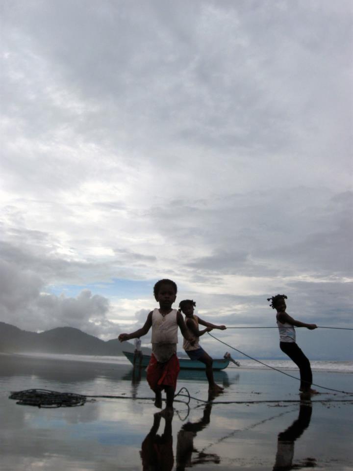 fotografía playa costa caribe de colombia