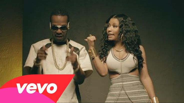 """Watch Juicy J's new video for """"Low"""" featuring Nicki Minaj, Lil Bibby, and Young Thug now on Vevo! http://smarturl.it/JuicyJLowVid"""