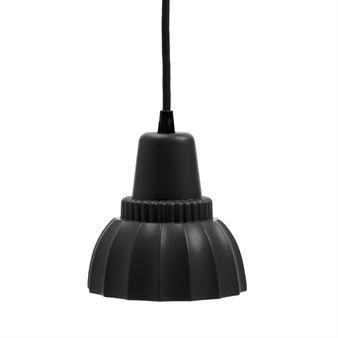 The trendy Tophat lamp comes from the Danish brand Finnsdottir and is designed by Thora Finnsdottir Søe and Anne Hoff. The lamp has a modern design and is made of porcelain with a matching cord in textile. The lamp fits in most homes and environments and is a real eye catcher! Choose between different colors.