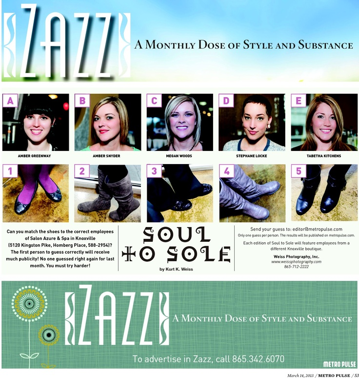 Can you correctly match the faces to the feet?   #metropulse #soultosole
