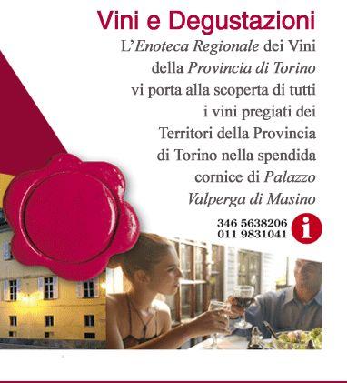 :: Benvenuti sul sito dell' Enoteca Regionale della Provincia di Torino ::