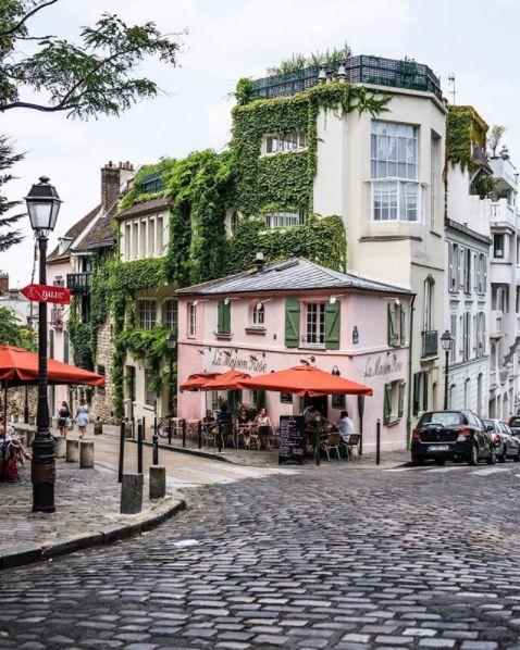 Montmartre - Paris ,
