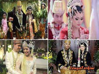 4 Waktu Yang Dilarang Menikah Menurut Orang Jawa