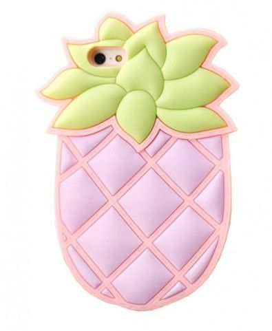 Stereo Pineapple Iphone5 Silicone Mobile Phone Shell - $29