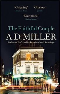 A Bookaholic Swede: The Faithful Couple by A.D. Miller