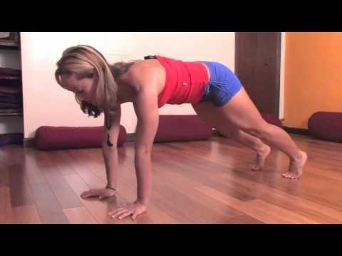 Strength Building for Arm Balances in Ashtanga Yoga with Kino MacGregor