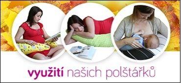 Těhotenský a kojící polštář Matýsek, pro těhotné a kojící maminky.