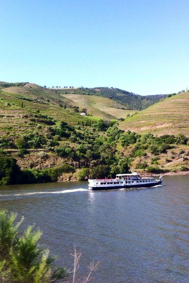 Margem do Rio Douro, Portugal
