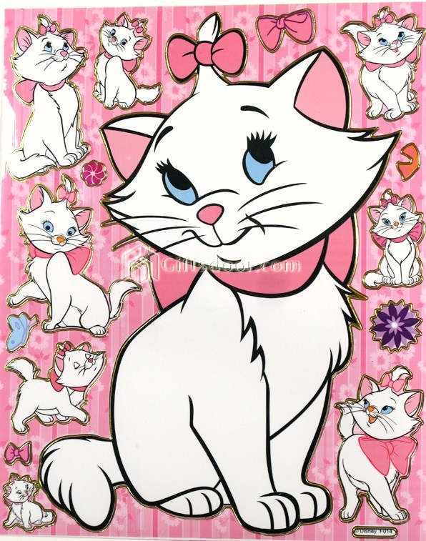 marie cat coloring pages - free coloring pages of marie the aristocat